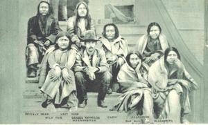 Primary view of Captured Cheyenne