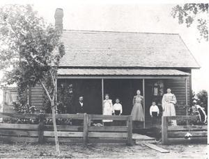 Primary view of Ingalls, OK
