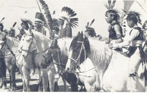 Primary view of object titled 'Ponca Indians'.