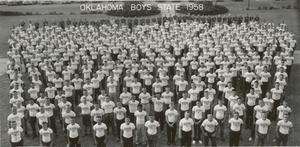 Primary view of object titled 'Oklahoma Boys State'.