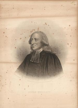 Primary view of A Painting of John Wesley