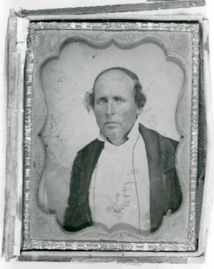 Primary view of Chief Tandy Walker