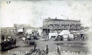 Primary view of object titled 'Perry, Oklahoma Territory'.