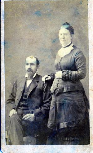 Primary view of William and Maud Beasley