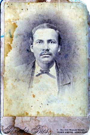 Primary view of Jacob B Jackson