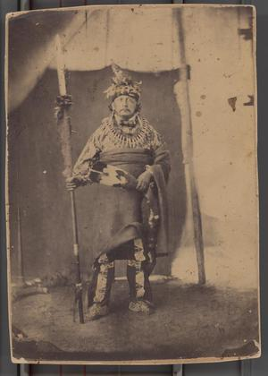 Primary view of Chief Moses Keokuk