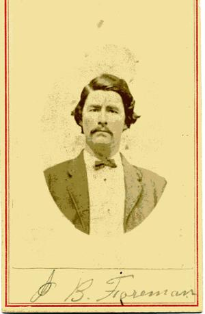 Primary view of J.B. Foreman