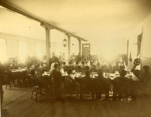 Primary view of Pawnee Boarding School