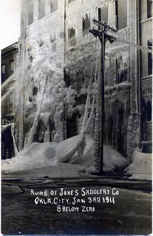 Primary view of Jones Saddlery Co.