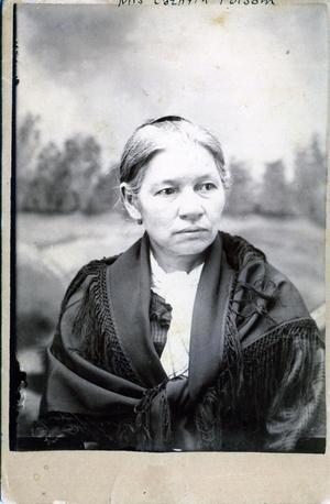 Primary view of Catherine Folsom