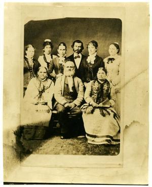 Primary view of Tahlequah Female Seminary