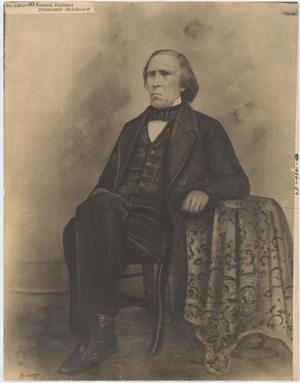 Primary view of Chief Edmund Pickens