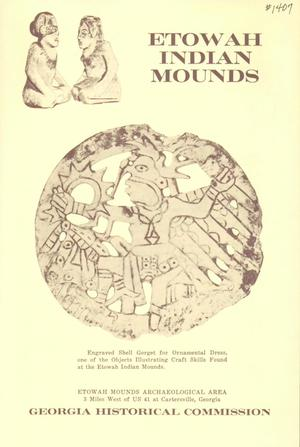 Primary view of Etowah Indian Mounds