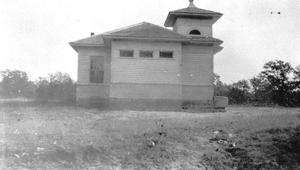 Primary view of object titled 'Smyrna School, District 5.'.
