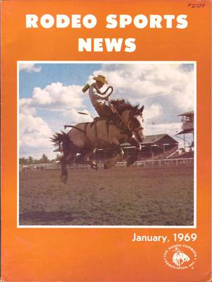 Primary view of Rodeo Sports News