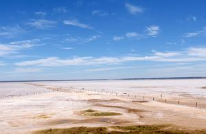Primary view of Great Salt Plains State Park