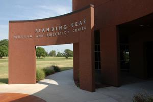 Primary view of Standing Bear Museum and Education Center