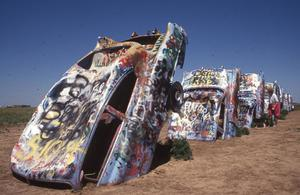 Primary view of Cadillac Ranch