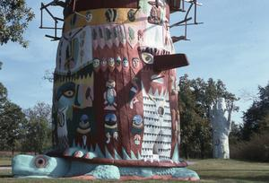 Primary view of object titled 'Ed Galloway's Totem Pole Park'.