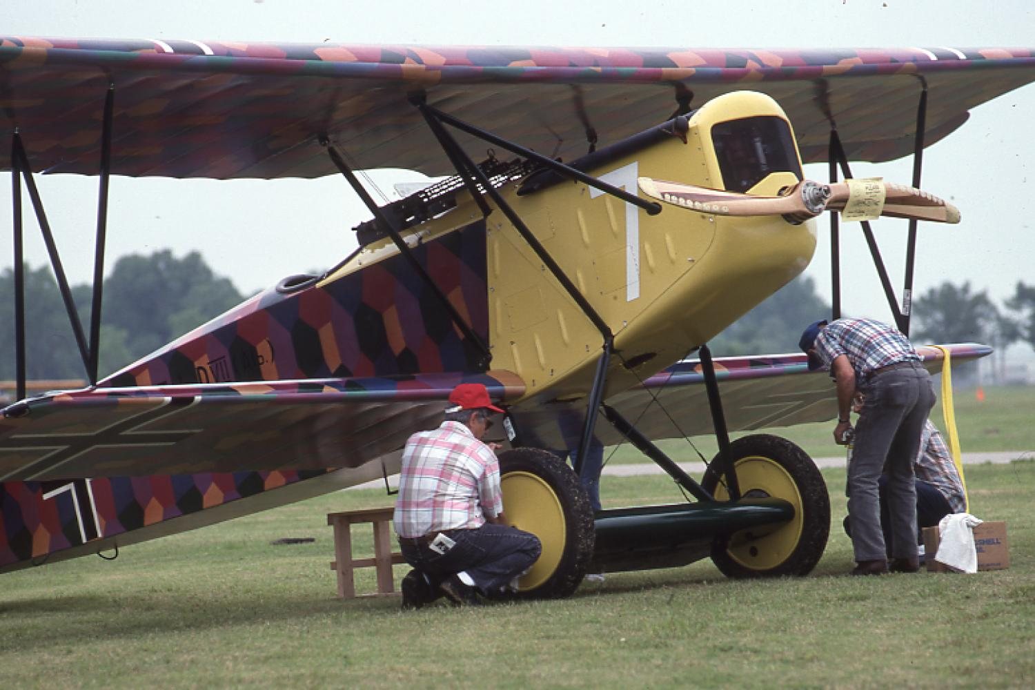 Biplane Expo                                                                                                      [Sequence #]: 1 of 1