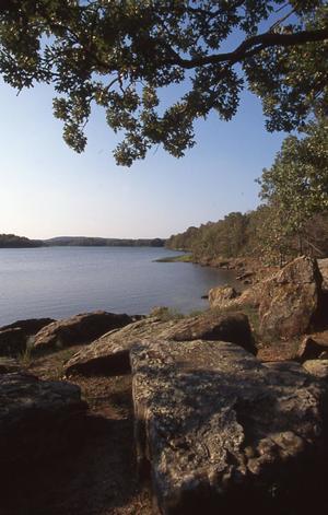 Primary view of Okmulgee State Park