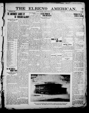 Primary view of object titled 'The El Reno American. (El Reno, Okla.), Vol. 18, No. 18, Ed. 1 Friday, April 28, 1911'.