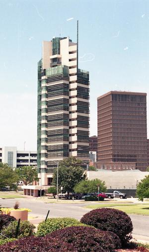 Primary view of Price Tower