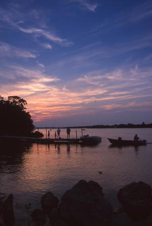 Primary view of Lake Murray State Park