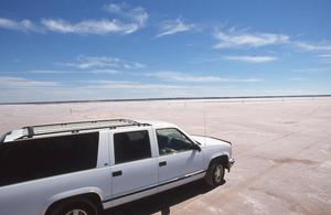 Primary view of object titled 'Great Salt Plains State Park'.