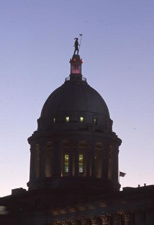 Primary view of State Capitol