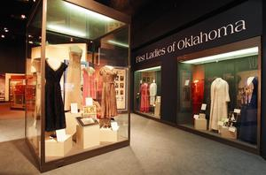 Primary view of object titled 'Oklahoma Governors Exhibit'.