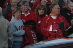 Primary view of object titled 'University of Oklahoma Game Day'.
