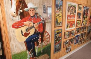 Primary view of object titled 'Gene Autry Museum'.