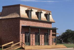 Primary view of object titled 'Elk City Historical Museum'.