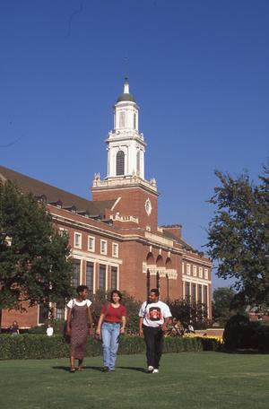 Primary view of Oklahoma State University