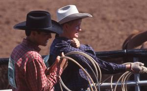 Primary view of object titled 'International Finals Youth Rodeo'.