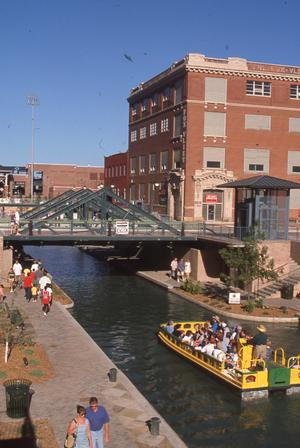 Primary view of object titled 'Bricktown Canal'.