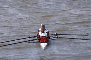 Primary view of object titled 'University of Oklahoma Rowing Club'.