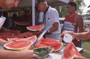 Primary view of object titled 'Watermelon Festival'.