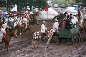 Primary view of Pawnee Bill Wild West Show