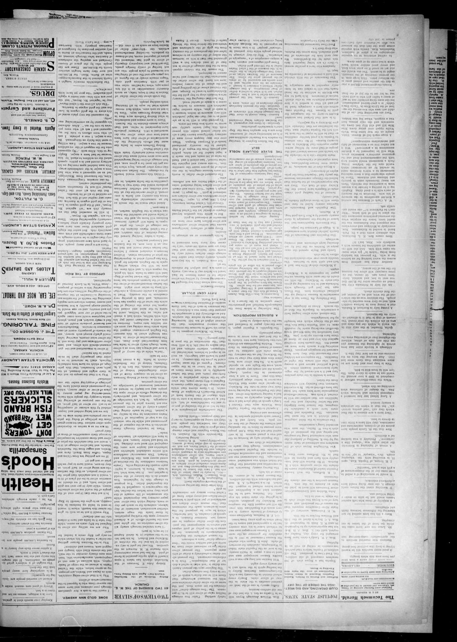 The Tecumseh Herald. (Tecumseh, Okla. Terr.), Vol. 5, No. 49, Ed. 1 Saturday, September 12, 1896                                                                                                      [Sequence #]: 2 of 4