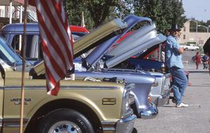 Primary view of object titled 'Main Street Car Show'.
