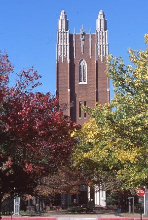 Primary view of Oklahoma City University