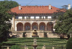 Primary view of Philbrook Museum of Art