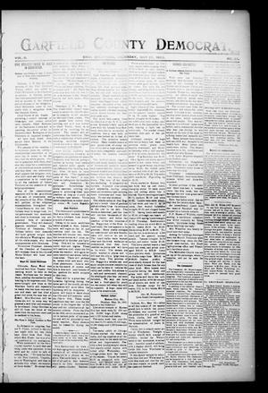 Primary view of object titled 'Garfield County Democrat. (Enid, Okla.), Vol. 6, No. 25, Ed. 1 Thursday, May 28, 1903'.