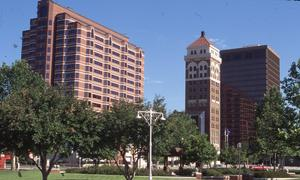 Primary view of Downtown Bartlesville