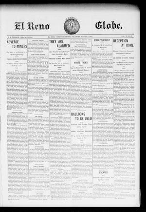 Primary view of El Reno Weekly Globe. (El Reno, Okla.), Vol. 11, No. 21, Ed. 2 Friday, August 5, 1904