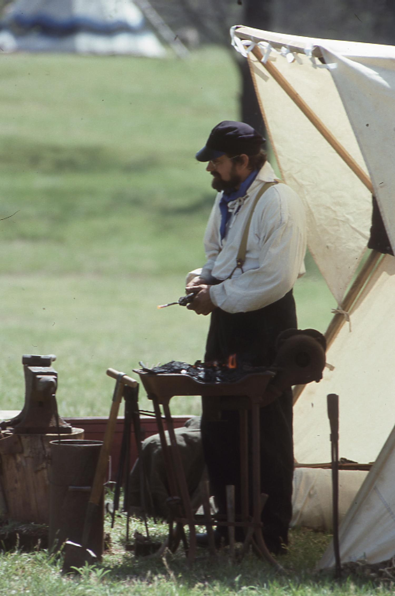 Fort Washita Fur Trading Days                                                                                                      [Sequence #]: 1 of 1