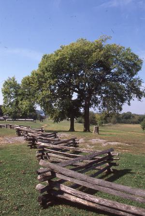Primary view of object titled 'Fort Gibson Historic District'.