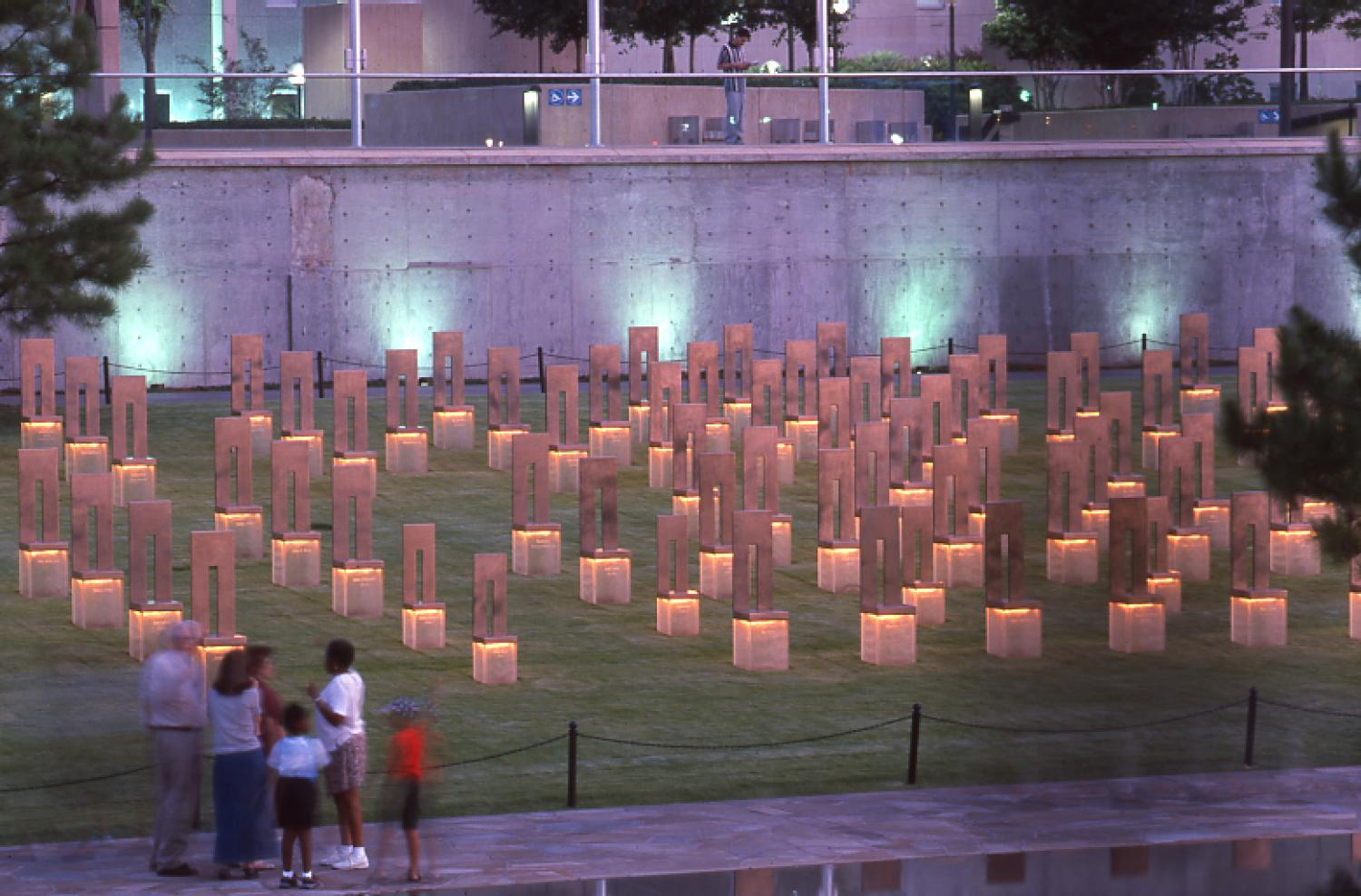 Oklahoma City National Memorial and Museum                                                                                                      [Sequence #]: 1 of 1